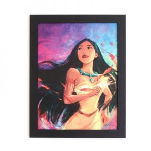 Disney's Pocahontas Framed Print – From ShopDisney