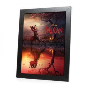 Disney's Pyramid Mulan Framed Print – From ShopDisney