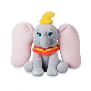 Disney's Sitting Dumbo Mini Bean Bag, Kids, Grey – From ShopDisney