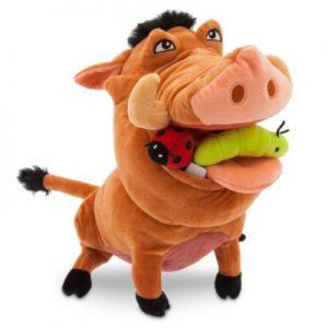 Disney's The Lion King's Pumbaa Medium Soft Toy, Kids, Size: 33x16x30cm – From ShopDisney