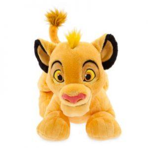 Disney's The Lion King's Simba Medium Soft Toy, Kids, Size: 24x19x41cm – From ShopDisney