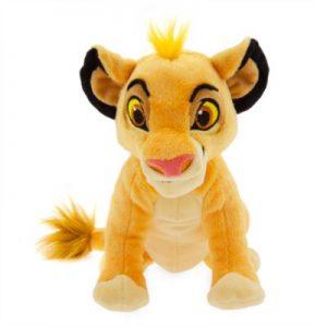 Disney's The Lion King's Simba Mini Bean Bag, Kids, Yellow – From ShopDisney
