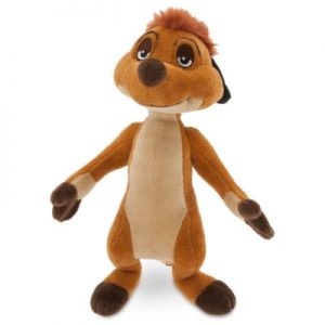 Disney's The Lion King's Timon Small Soft Toy – From ShopDisney, Size: 26x12x10cm