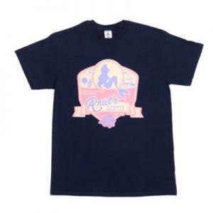 Disney's The Little Mermaid Antiques Shop Customisable T-Shirt, Cotton, Black – From ShopDisney