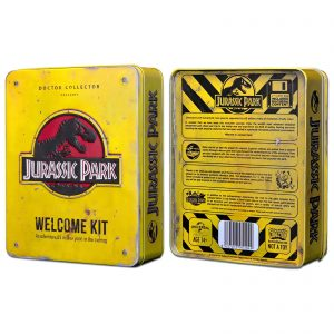 Doctor Collector Jurassic Park Welcome Kit – Standard