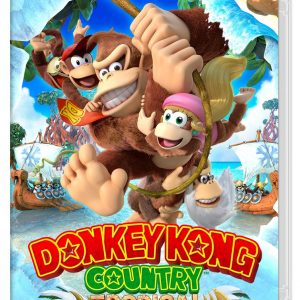 Donkey Kong Country: Tropical Freeze Nintendo Switch Game