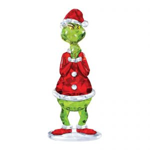 Dr Seuss The Grinch Acrylic Facet Collection Figurine