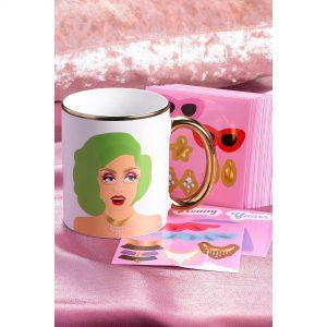 Dress Up Your Drag Queen Magnetic Mug
