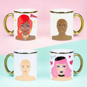 Dress Up Your Drag Queen Mug