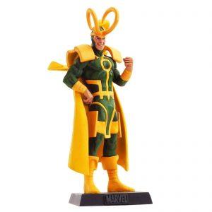 Eaglemoss Marvel Figurines Loki