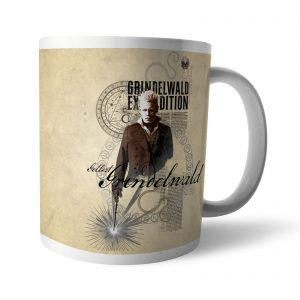 Fantastic Beasts Gellert Grindelwald Mug