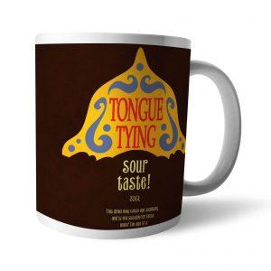 Fantastic Beasts Lemon Squash Mug