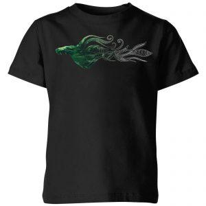 Fantastic Beasts Tribal Kelpie Kids' T-Shirt – Black – 3-4 Years – Black