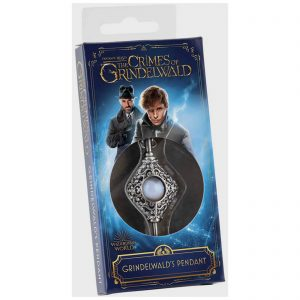 Fantastic Beasts And Where To Find Them Grindelwald Pendant (Costume)