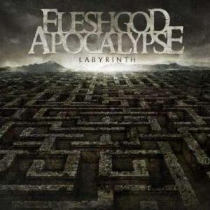 Fleshgod Apocalypse Labyrinth CD Multicolor