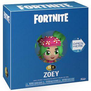 Fortnite Zoey – 5 Star Figure Funko 5 Star Multicolor