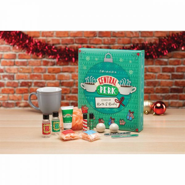 Friends, Central Perk Bath & Body Official 12 Day Advent