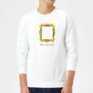 Friends Frame Sweatshirt – White – S – White