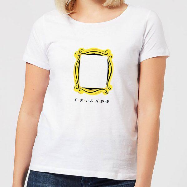 Friends Frame Women's T-Shirt - White - S - White