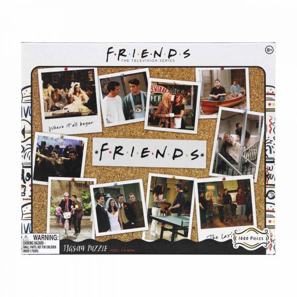 Friends, Seasons Jigsaw