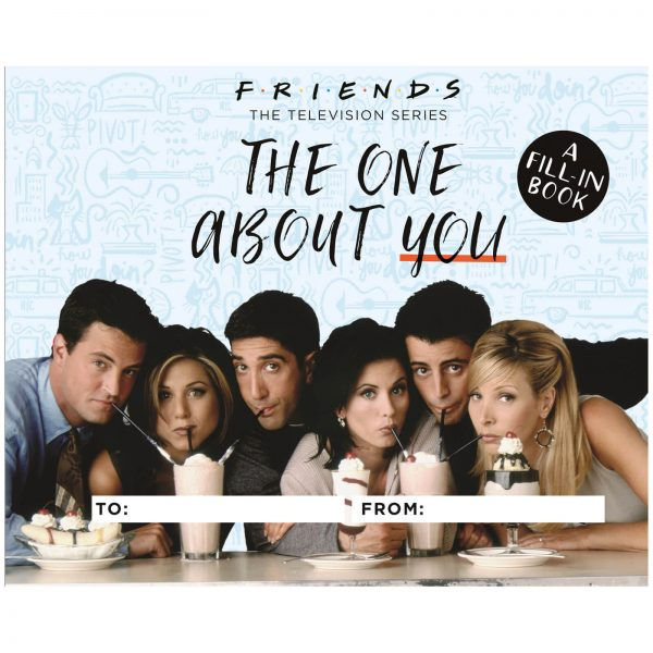 Friends: The One About You Book