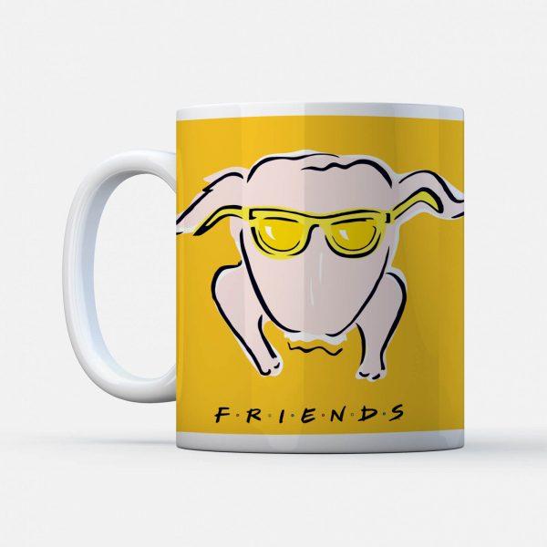 Friends Turkey Mug