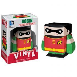 Funko DC Comics Vinyl-Cubed Robin Magnetic Figure