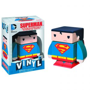 Funko DC Comics Vinyl-Cubed Superman Magnetic Figure