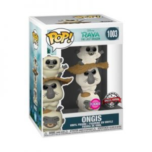 Funko Ongis Special Edition Pop! Vinyl Figure, Raya And The Last Dragon – From ShopDisney