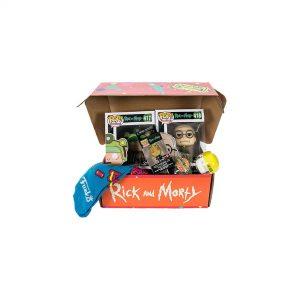 Funko Rick And Morty Blips Chitz Mystery Box