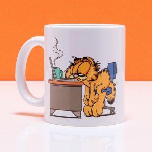 Garfield Not A Morning Person Mug