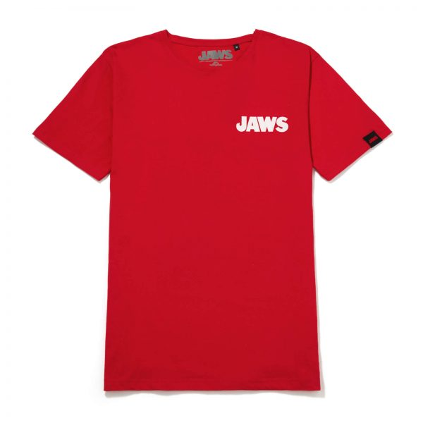 Global Legacy Jaws Tiburon T-Shirt - Red - S - Red