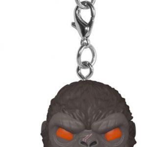 Godzilla Vs. Kong Kong POP! Keychain Funko Pocket Pop! Multicolor