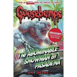 Goosebumps: The Abominable Snowman Of Pasadena