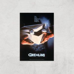 Gremlins Giclee Art Print – A4 – Print Only