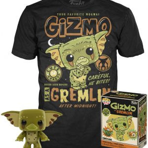 Gremlins Gizmo As Gremlin – POP! & Tee Funko Pop! Multicolor