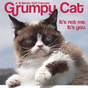 Grumpy Cat Mini Calendar 2022