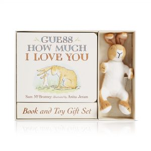 Guess How Much I Love You Book & Plush Set Gift By Moonpig – Delivery Available