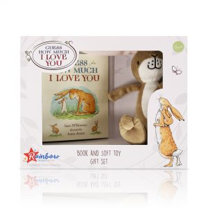 Guess How Much I Love You Book & Toy Set Gift By Moonpig – Delivery Available