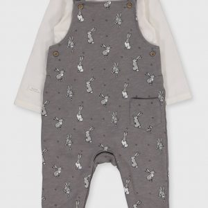 Guess How Much I Love You Dungarees Set – 9-12 Months