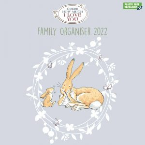 Guess How Much I Love You Family Planner 2022