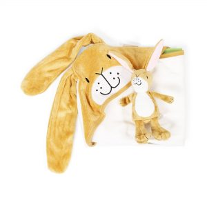 Guess How Much I Love You Toy & Cuddle Robe Gift Set By Moonpig – Delivery Available