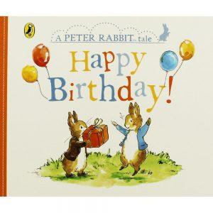 Happy Birthday: A Peter Rabbit Tale