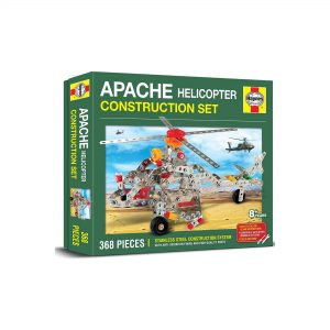 Haynes Apache Helicopter Construction Set
