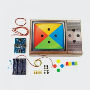 Haynes Build-Your-Own Memory Game Kit