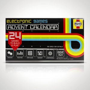 Haynes Electronic Games Advent Calendar