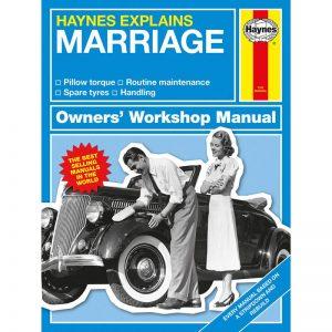 Haynes Explains Marriage – Owners Workshop Manual