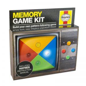 Haynes – Memory Game Kit