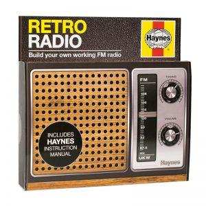 Haynes – Retro Radio Kit