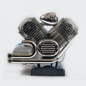 Haynes V-Twin Motorcycle Engine Construction Kit